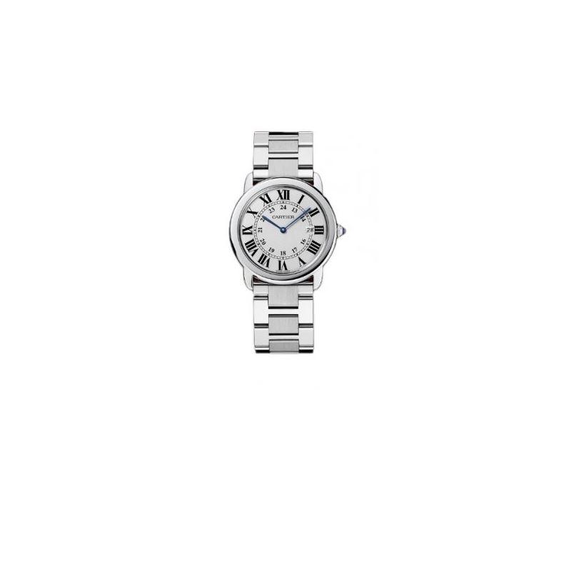 Cartier Tank Solo Quartz Mens Watch W670 54305 1